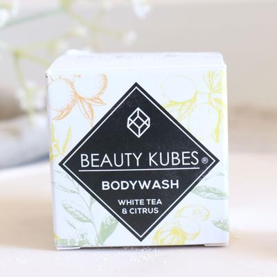 Beauty Kubes Body Wash Cubes